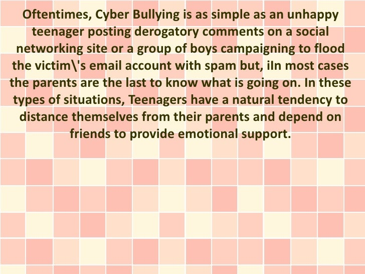 what is bullying and what are its effects The impact of bullying bullying has a negative impact on everyone involved the target, the bully and the bystanders impact on students who are bullied students who are bullied are more likely to: feel disconnected from school and not.