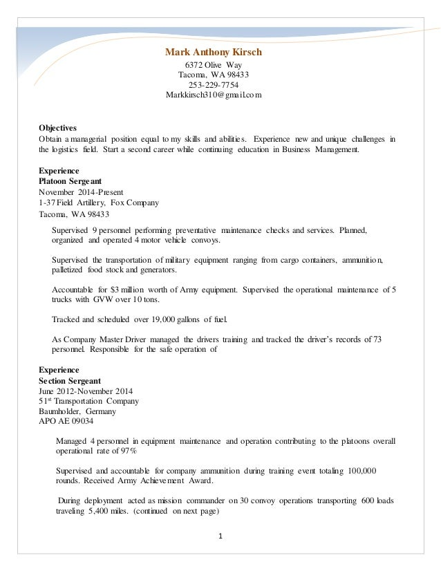 5 chronological resume sle resume 24 sle general entry