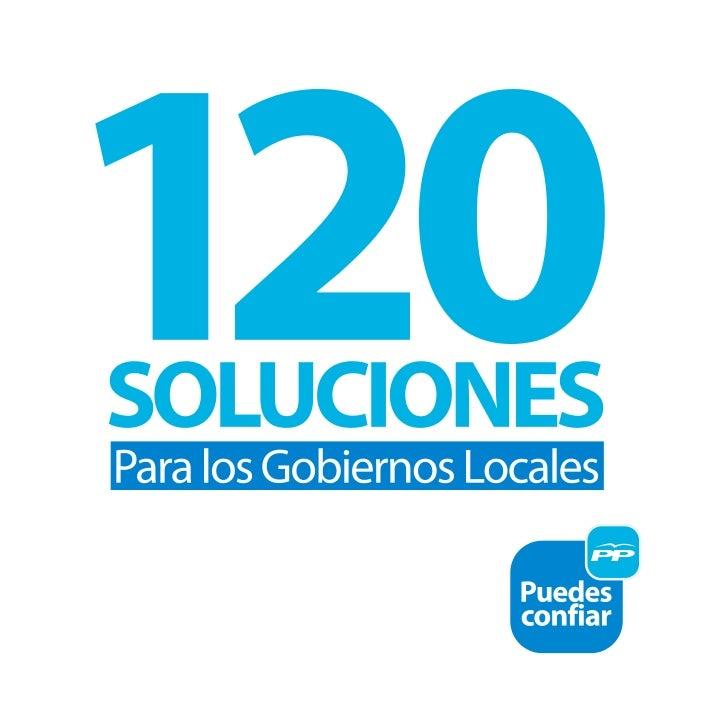 Programa Local Partido Popular 2011-2015