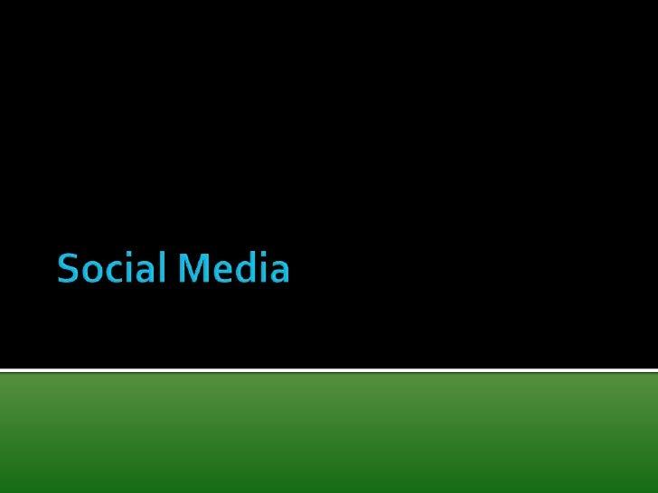 443 social media assignment