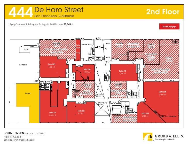 444                        De Haro Street                              San Francisco, California                          ...