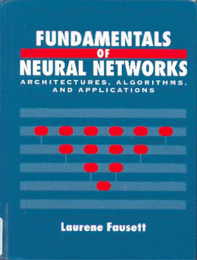 laurene fausett fundamentals of neural networks solution manual pdf