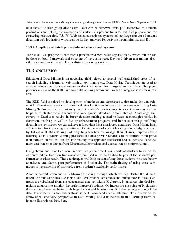 Thesis computer science knowledge