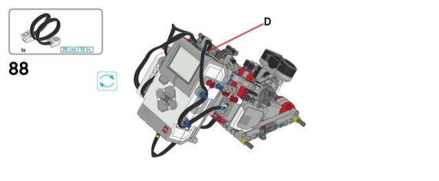Proyecto Znap Lego Mindstorm EV3