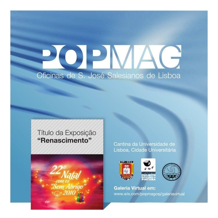Pop Mag Catalogo