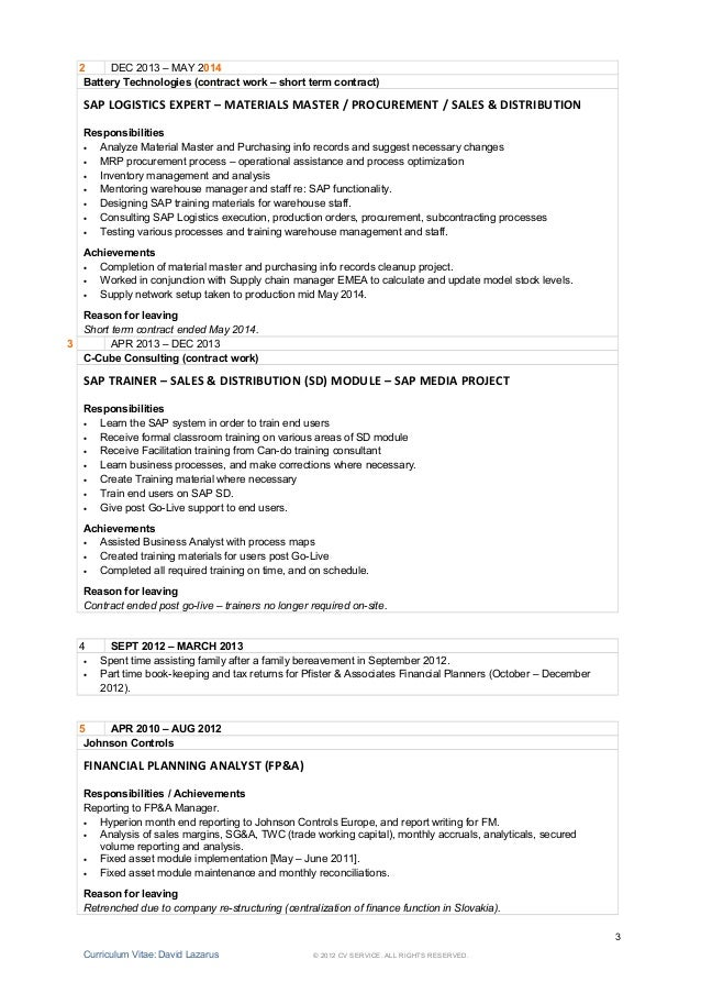 demand planner job description pdf
