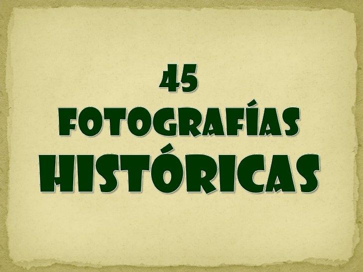 45 fotogr..