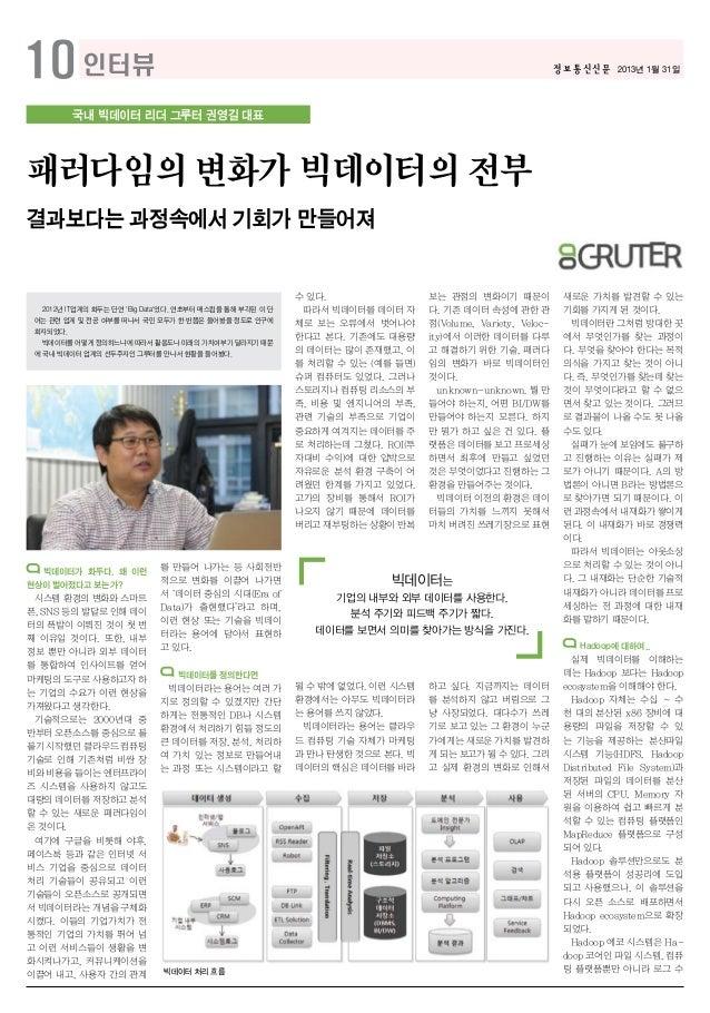10 인터뷰                                                                                                      정보통신신문 2013년 1...
