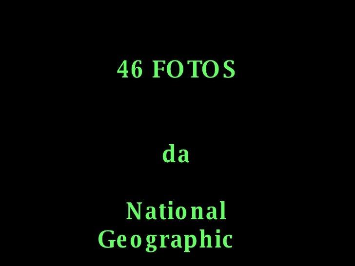 46 Fotosda National Geographic
