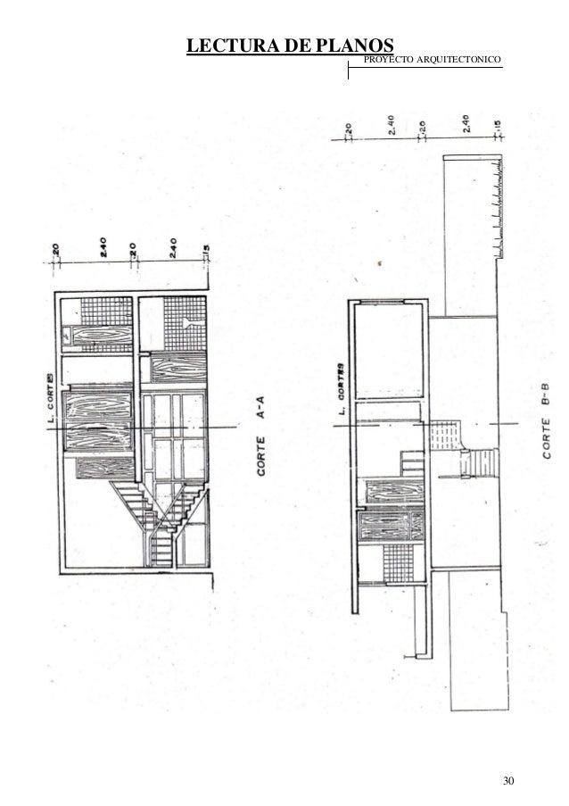 46122487 lectura de planos for Cocina plano arquitectonico