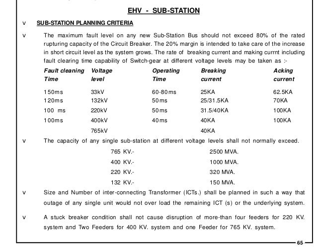 46584589 substation-design-data