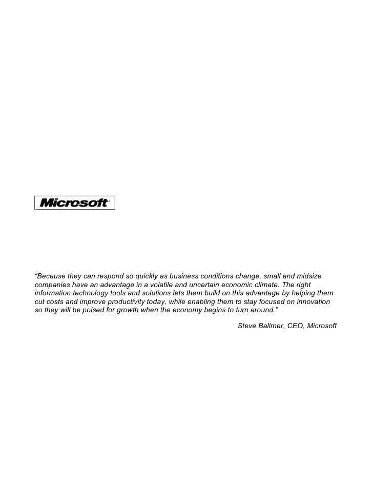 Microsoft2009SMBInsightsReport (1)