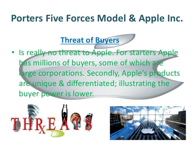 porters five forces for the tablet and smartphone industry apple One tool for fundamental analysis that goes beyond just examining financial metrics such as the price-to-book ratio (p/b) is michael porter's five forces model the porter five forces model michael porter developed the five forces method of analysis in 1979 the five forces model aims to examine five key forces of competition within a given industry the main force examined by porter's model is the level of competition within an industry.