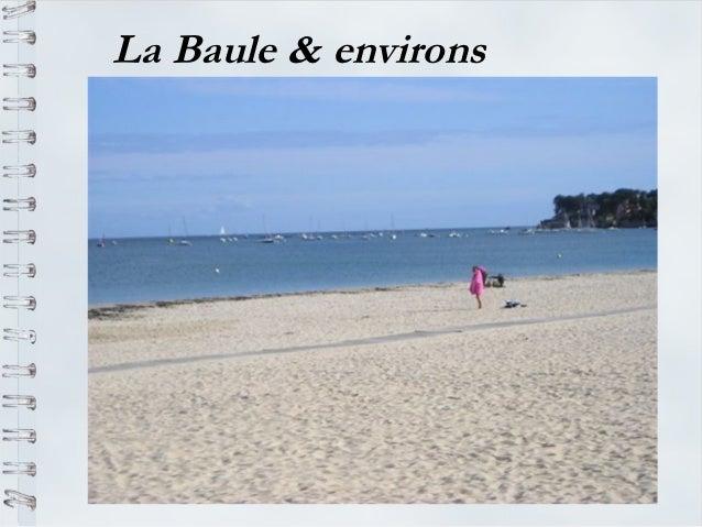 La Baule & environs