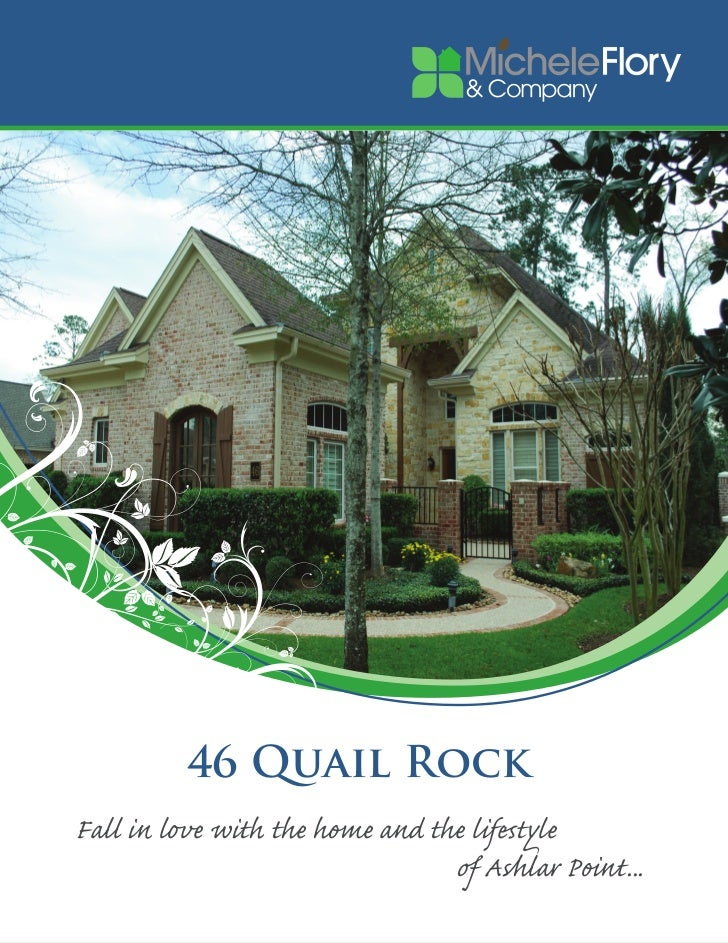 46 Quail Rock In The Woodlands