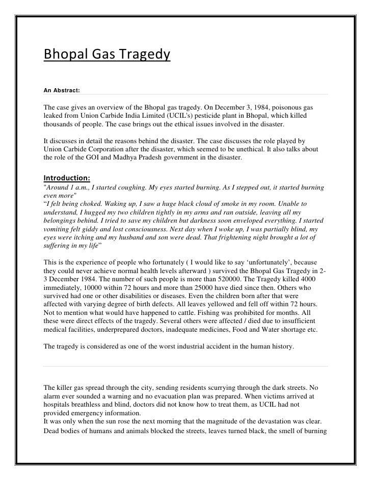 write an essay on bhopal gas tragedy native american writing paper essay writing higher education