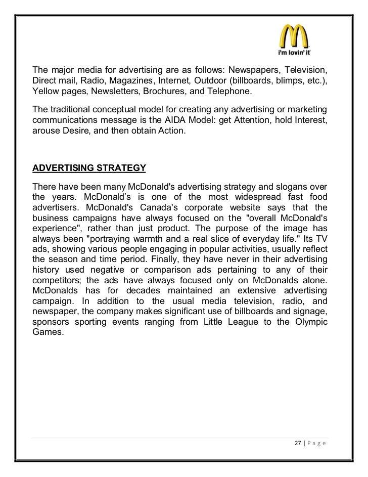 the global strategic of mcdonalds essay Mcdonald restaurant in uk market marketing essay  mcdonald restaurant in uk market marketing essay  who come to mcdonalds as it offers toys and the joyful.