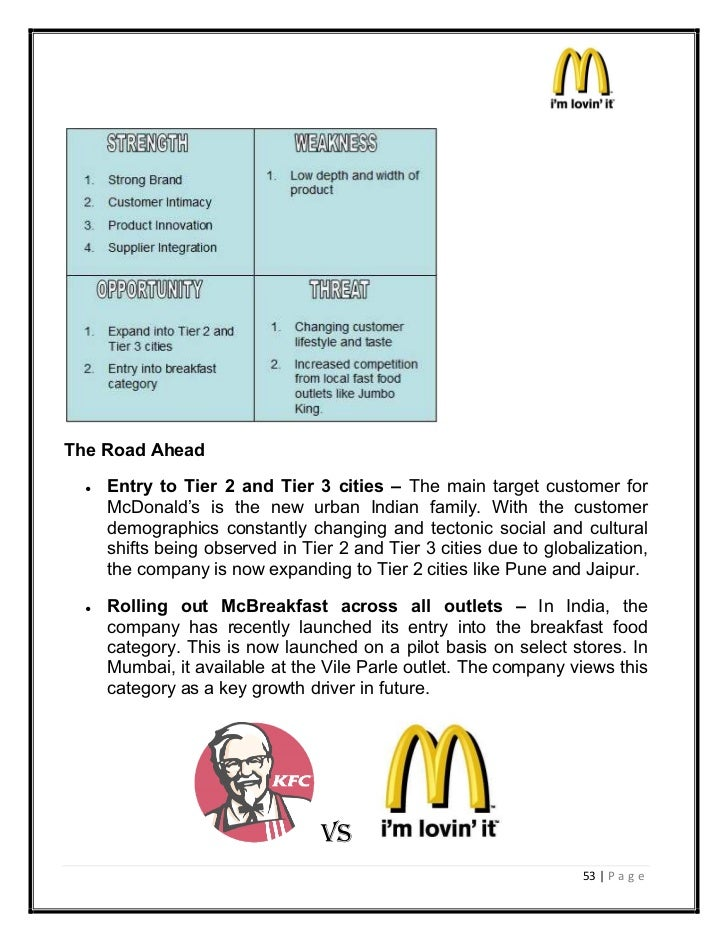 mc donalds marketing strategy essay Mcdonald plc marketing essay marketing strategy for mc donald plc introduction  marketing strategy is essential for the success of a product in a target market as argued by philip kotler (1988).