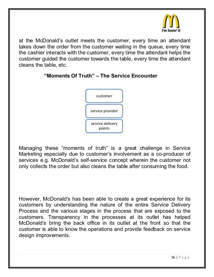 research proposal for mcdonalds Essays - largest database of quality sample essays and research papers on research proposal for mcdonalds.