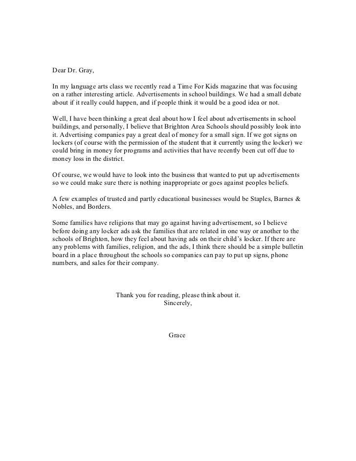 Persuasive Sales Letter  Persuasive Sales Letter