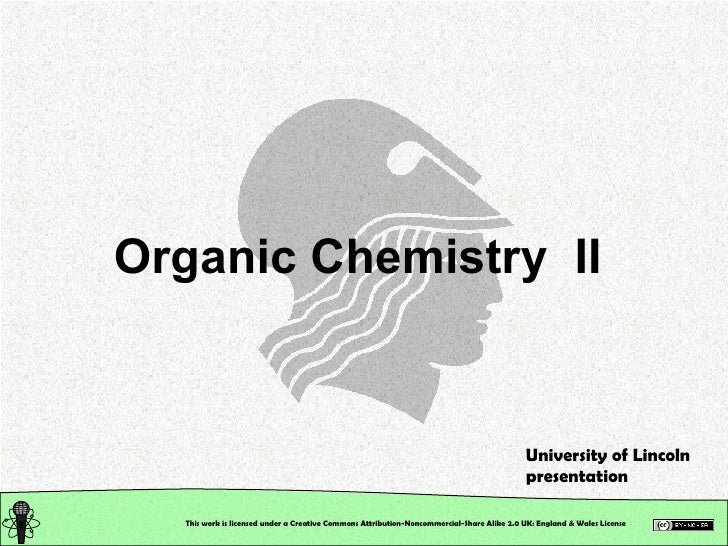 Organic Chemistry: Classification of Organic Compounds