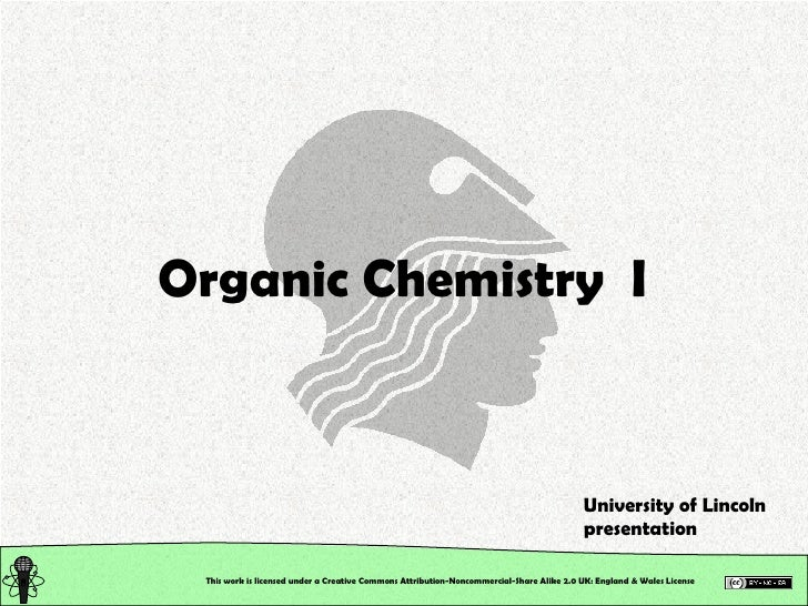 Organic Chemistry: Structure of Organic Compounds