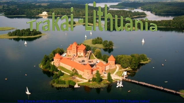 479- Lithuania-Trakai