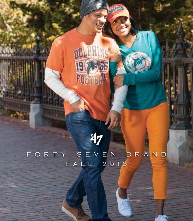 47 brand fall 2013 catalog
