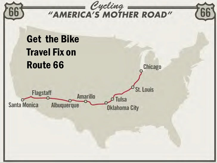 Get the BikeTravel Fix onRoute 66