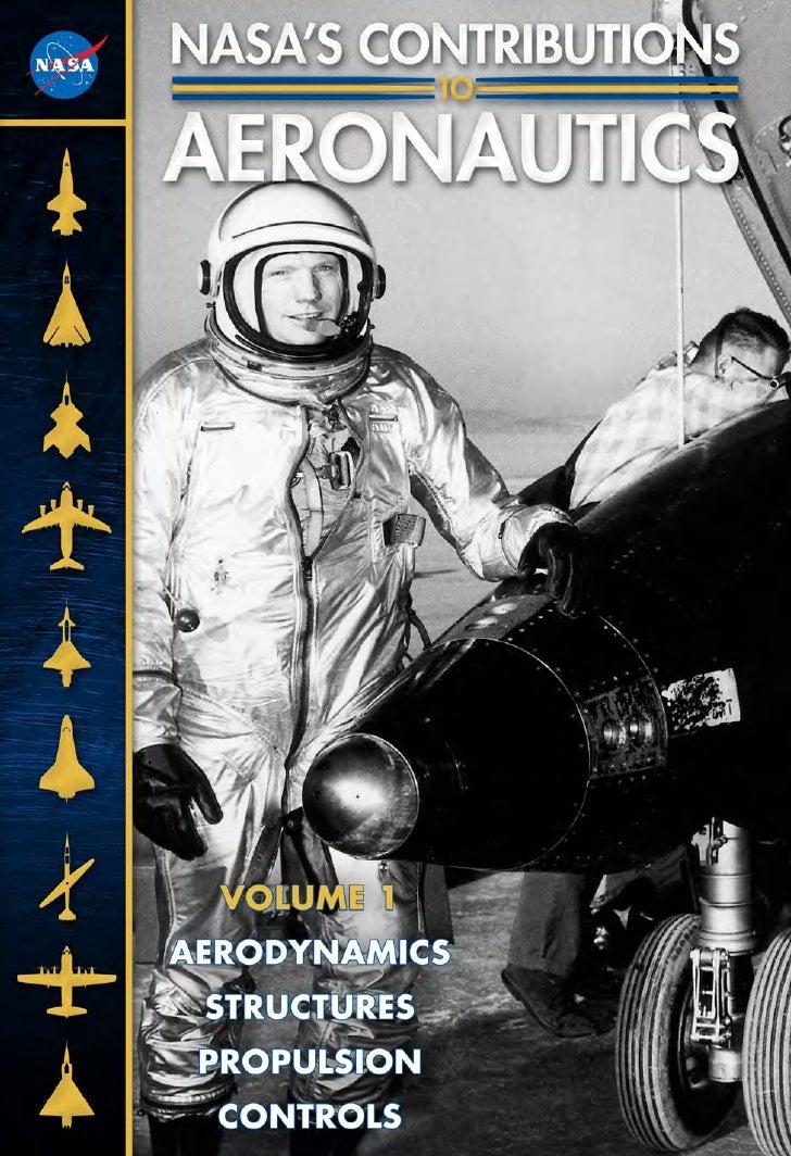 NASA Contribution Aeronautics Volume 1