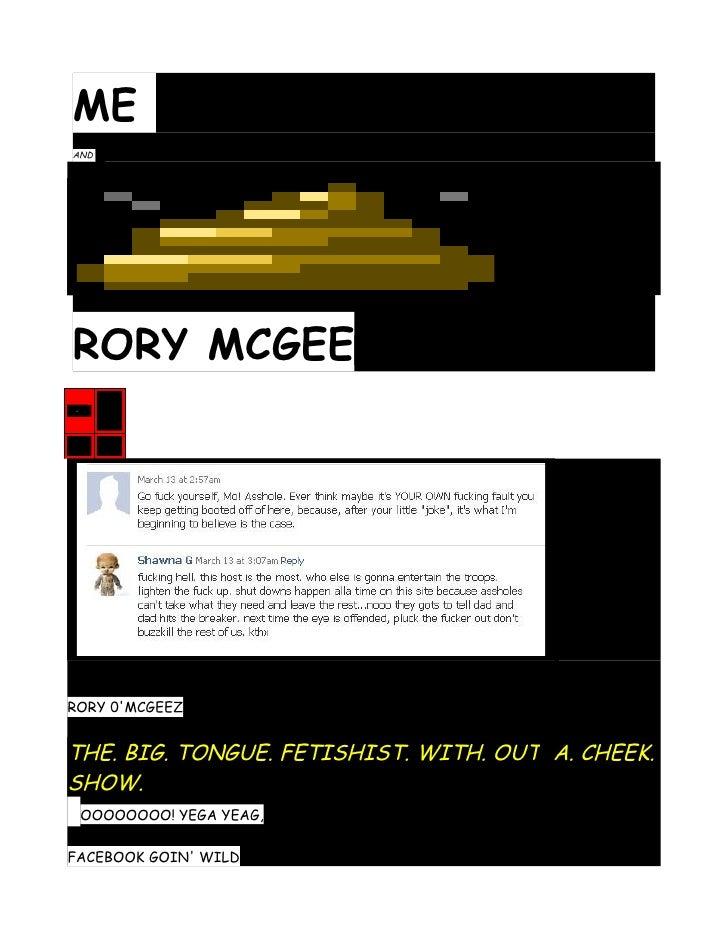 ME AND RORY MCGEE
