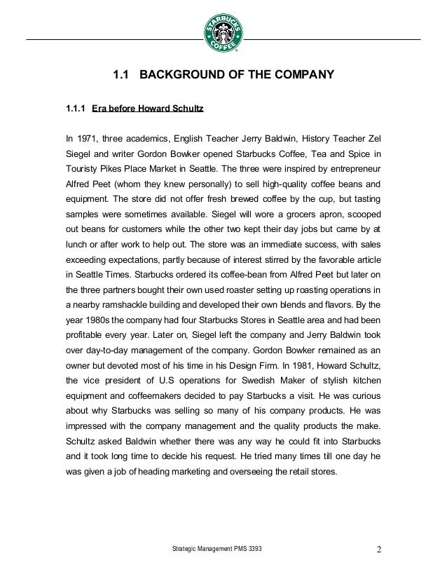 csr case study starbucks Starbucks with corporate social responsibility 33 sample case the purpose of this study is to investigate how starbucks succeeds in a business world by.