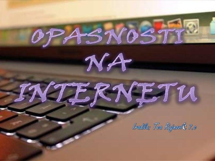 • To su igrice koje igramo na Internetu s  više ljudi.• Te igrice imaju chat koji moţe biti i  opasan!