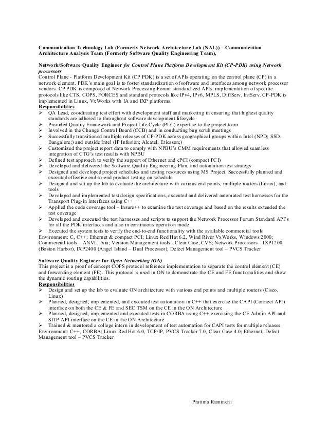hardware validation engineer resume resume pratima