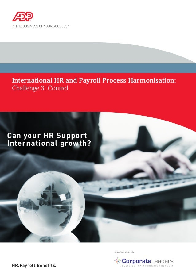 ADP HR.net - Features & Benefits Video of our HR Software