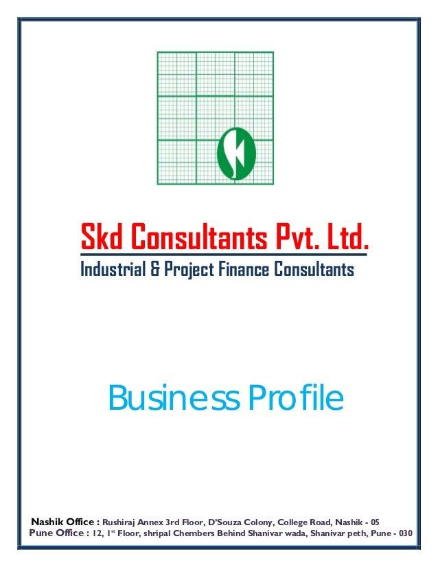 skd consultants pvt ltd profile