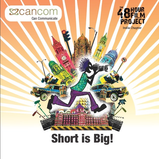 Short is Big! Can Communicate India Chapter