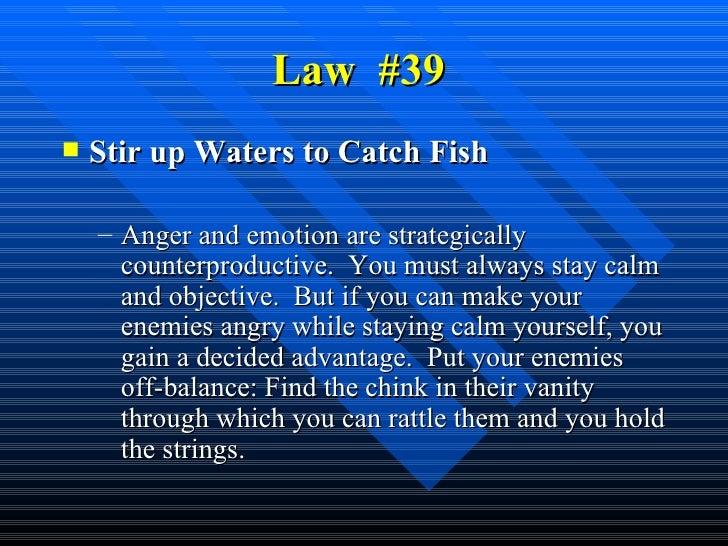 40 laws of power pdf