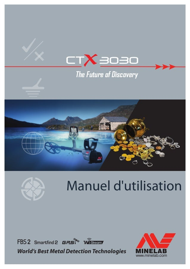 Manuel d'utilisation The Future of Discovery