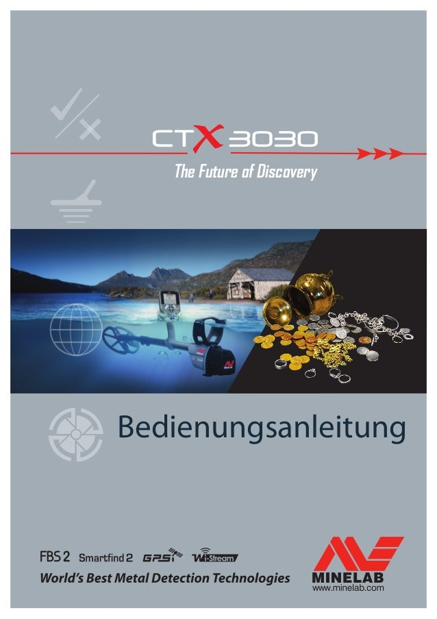 Bedienungsanleitung The Future of Discovery