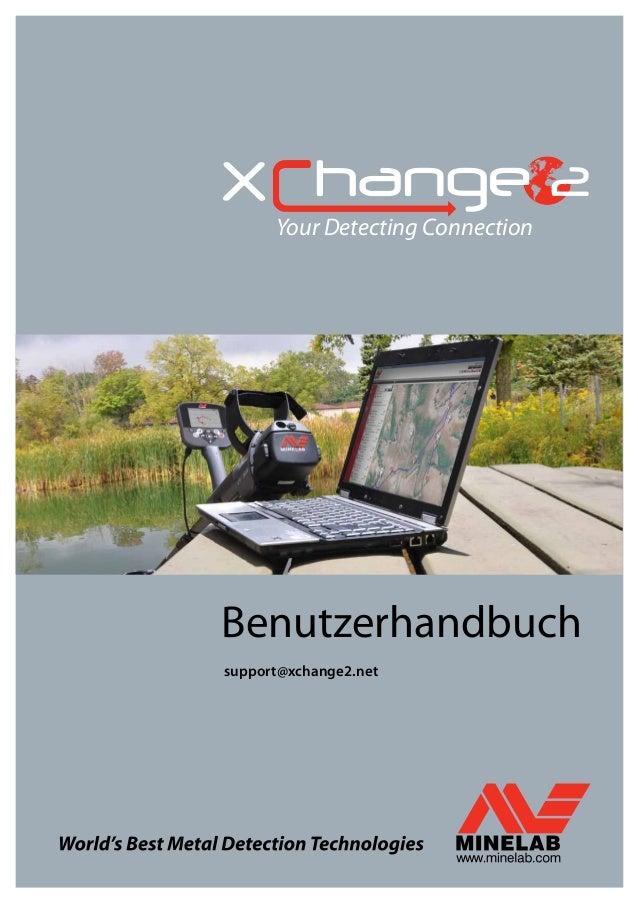 Your Detecting Connection Benutzerhandbuch support@xchange2.net