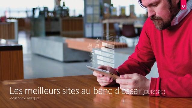 [Fr] Benchmark des meilleurs sites Web européens par @adobe_france ( Best of the Best )