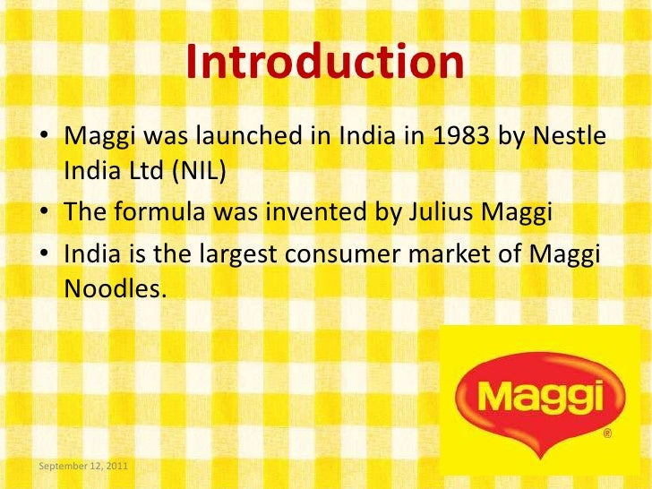 marketing mix of maggi noodles Maggi instant noodles (miterm paper presentation) by brixie joy hidalgo on 25 february 2013 tweet here are some points of maggi noodles marketing mix.