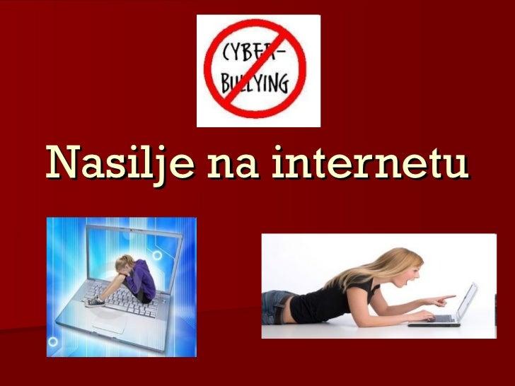 Nasilje na internetu