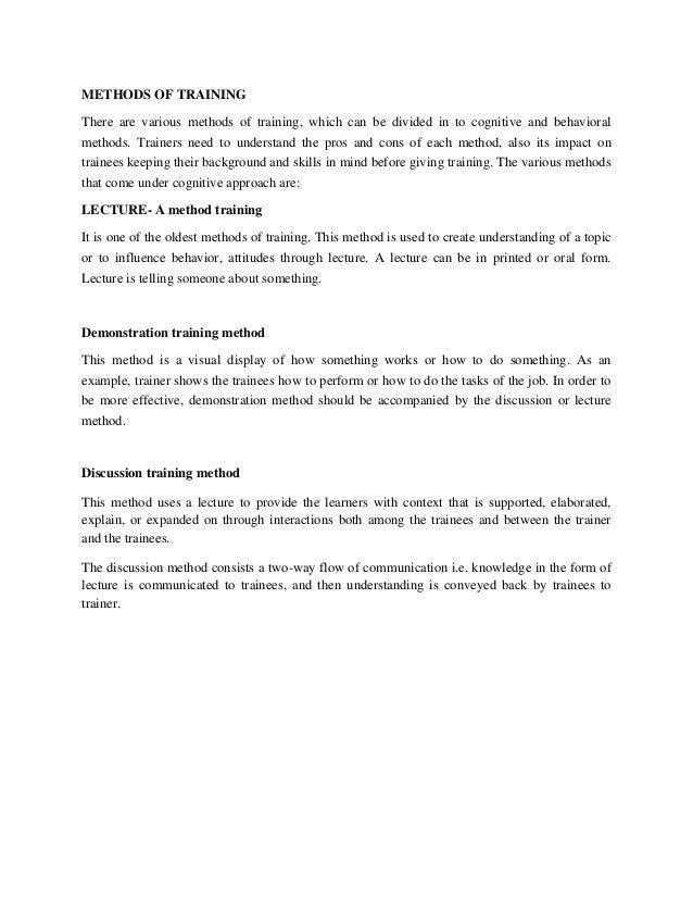 nestle case study training and development 2 the nestlé people development review remuneration and training and development and emphasises individual — wwwnestlecom.