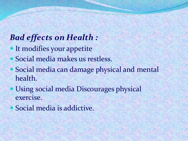 Teens: This is how social media affects your brain