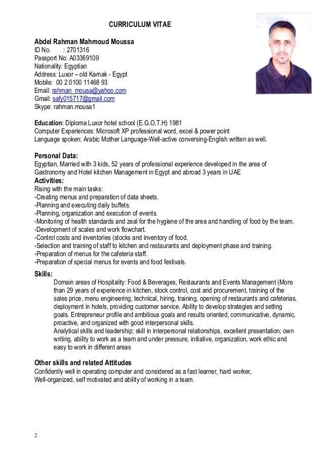 kitchen steward resume - Sample Resume Kitchen Steward
