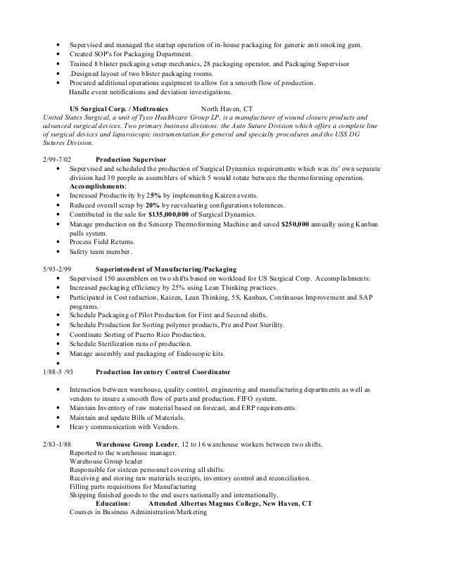 Doc12751650 Warehouse Worker Job Description Operations – Machine Operator Job Description