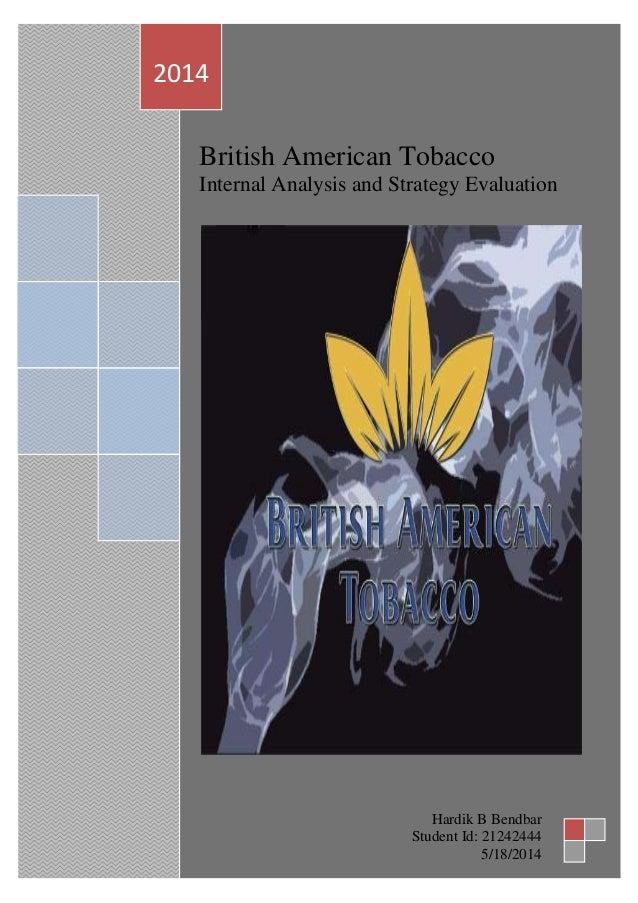 British American Tobacco p.l.c. PESTEL & Environment Analysis