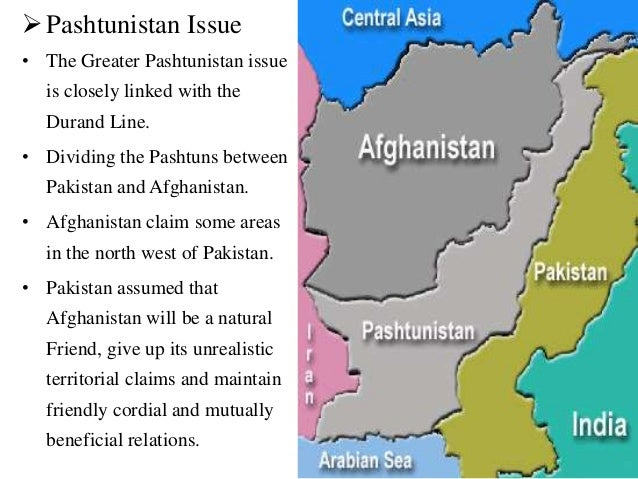 pakistan relation with afghanistan essay